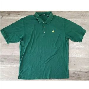 Masters Collection Golf Polo Short Sleeve Pima